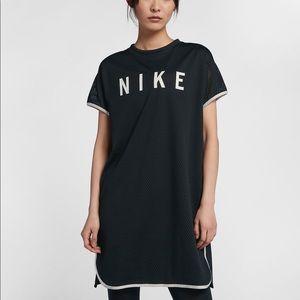 Nike Sportswear T-Shirt Mesh Dress